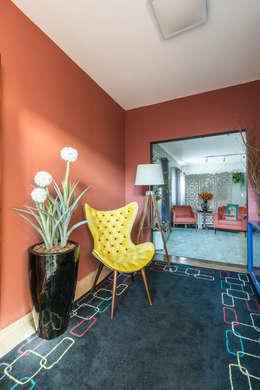 تصميم مساحات داخلية تنفيذ Lo. interiores