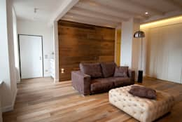 modern Living room by Semplicemente Legno