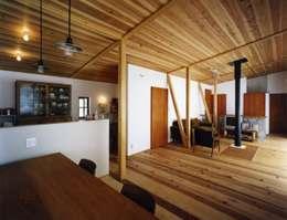 Y's建築工房 一級建築士事務所의  다이닝 룸