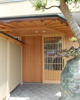moderne Huizen door アンドウ設計事務所