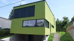 Casas de estilo moderno por spiluttini architecture