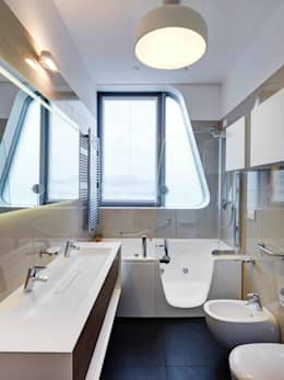 modern Bathroom by Studio Marco Piva