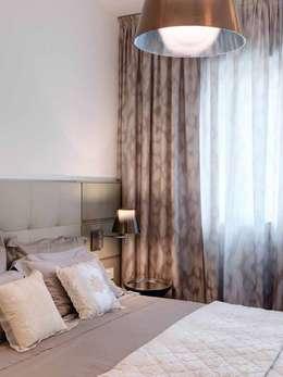 Dormitorios de estilo  por Studio Marco Piva