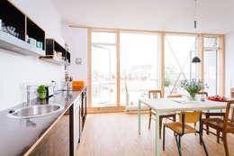 Кухни в . Автор – Jan Tenbücken Architekt