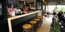 Bilgece Tasarım – Sister's Cafe Restaurant:  tarz Yeme & İçme