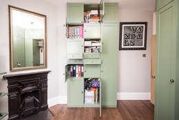 Projekty,  Pomieszczenia biurowe i magazynowe zaprojektowane przez West London Carpentry & Decoration