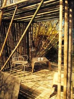 Claire-voie: Jardin de style de style eclectique par cabanesdesign