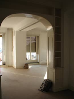 Гостиная в . Автор – ARCHITETTO MARIANTONIETTA CANEPA