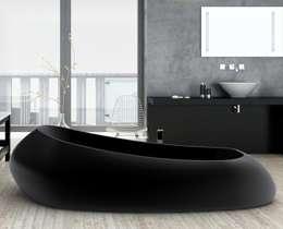 moderne Badkamer door Studio Ferrante Design