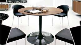 Salle à manger de style de style Moderne par MUEBLES OYAGA
