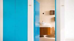 Baños de estilo mediterraneo por Arq Mobil