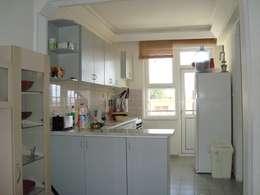 Cocinas de estilo mediterraneo por Alanya Sunlife Real Estate & Constructions