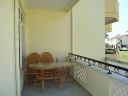 Alanya Sunlife Real Estate & Constructions – Alanya Sun Life:  tarz Teras
