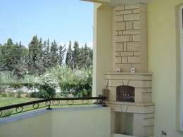 Terrazas de estilo  por Alanya Sunlife Real Estate & Constructions