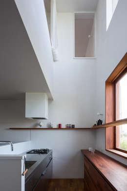 吉田夏雄建築設計事務所의  주방