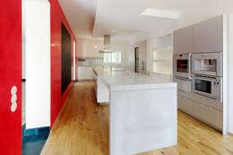 Projekty,  Kuchnia zaprojektowane przez kg5 architekten