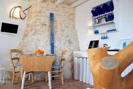 Cocinas de estilo rural por Elena Salerno Photos