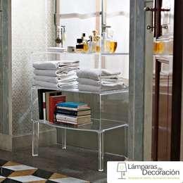 Baños de estilo  por LÁMPARAS DE DECORACIÓN