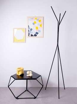 Salas de estilo moderno por Casa Feten