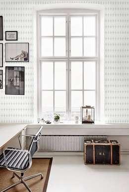 Projekty, nowoczesne Okna i drzwi zaprojektowane przez Casa Feten