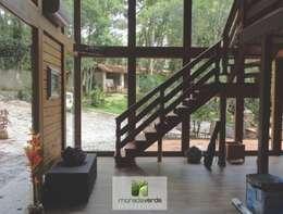 Ventanas de estilo  por Moradaverde Arquitetura