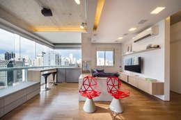 客廳 by Casa100 Arquitetura