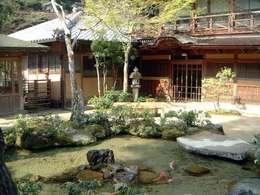 Jardines de estilo asiático por Cinius