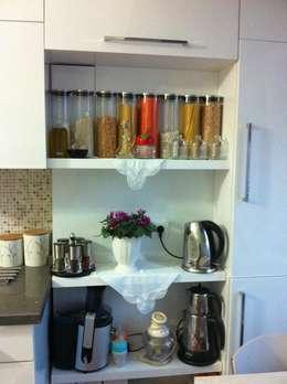 Hilal Tasarım Mobilya – Mutfak: modern tarz Mutfak