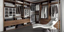 moderne Slaapkamer door MUEBLES OYAGA