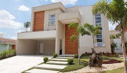 Casas de estilo moderno por Moran e Anders Arquitetura