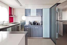 Кухни в . Автор – Laranja Lima Arquitetura