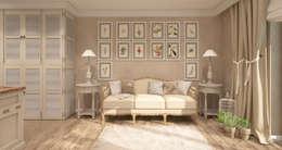 Salas / recibidores de estilo mediterraneo por FAMM DESIGN