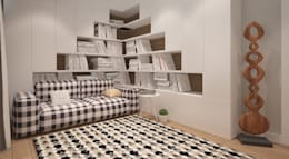 Bureau de style de style Minimaliste par FAMM DESIGN