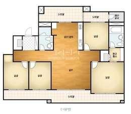 모던함 속 공간마다 다른 색을 가진 신혼집 리모델링 & 홈스타일링: (주)바오미다의