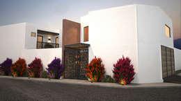 Casas minimalistas por homify