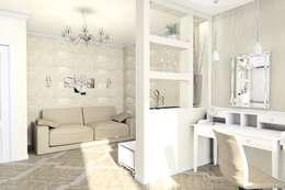 Эскизный проект интерьера квартиры на бульваре Новаторов: Детские комнаты в . Автор – интерьеры от частного дизайнера
