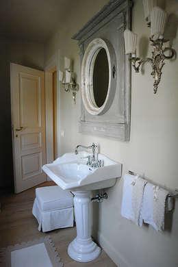 Projekty,  Łazienka zaprojektowane przez Anna Paghera s.r.l. - Interior Design