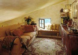 Гостиная в . Автор – Anna Paghera s.r.l. - Interior Design
