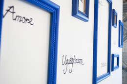 Murs de style  par Alessandro Corina Interior Designer