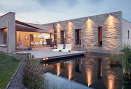 country Pool تنفيذ Solarlux GmbH