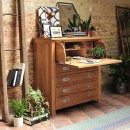 書房/辦公室 by The Cotswold Company