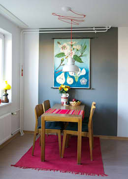 eclectic Dining room by Mighty Vintage