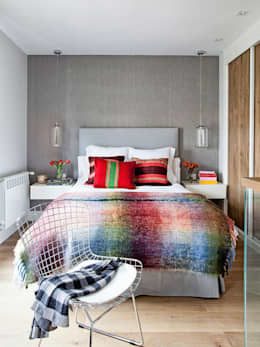 modern Bedroom by BELEN FERRANDIZ INTERIOR DESIGN