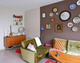 Einrichten Mit Vintage Mein Eigenes Zuhause: Ausgefallene Wohnzimmer Von  Mighty Vintage