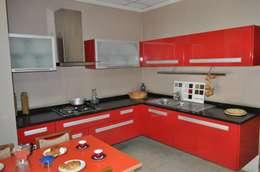 modern Kitchen by Ege Mermer Granit