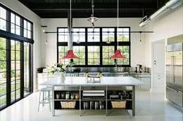 Iluminación industrial: Cocina de estilo  por Co&Ca  Design