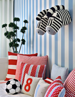 modern Nursery/kid's room by Prego Sem Estopa by Ana Cordeiro