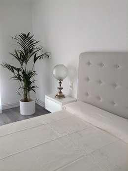 Decoración: Dormitorios de estilo minimalista de Dulce Albarracin