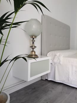 Спальная комната  в . Автор – Dulce Albarracin