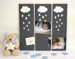 Projekty,  Pokój dziecięcy zaprojektowane przez AtelierNat